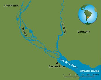 Delta Alliance - Partitory Planning Parana Delta on map of south america paraguay river, latin america uruguay river, map of south america orinoco river, map of rivers and rio grande parana, map of south america amazon river, map of south america uruguay river,